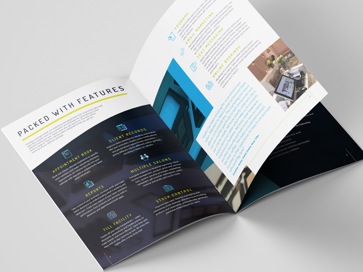 Effective printed materials for all businessesW...