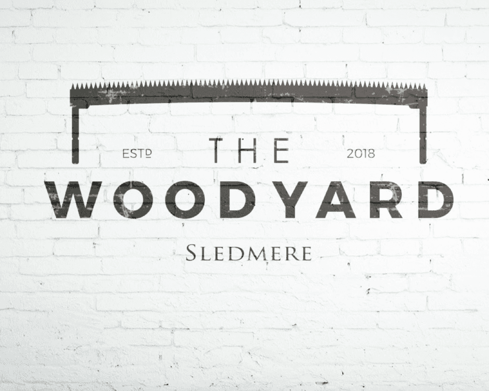 The Woodyard Branding
