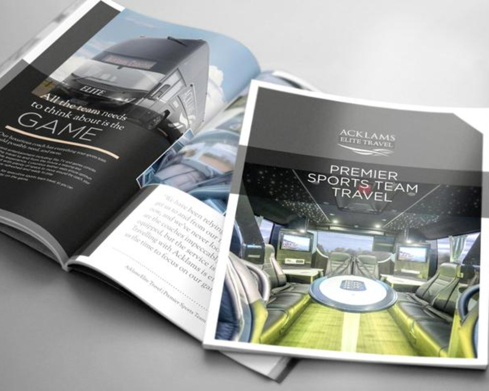 Acklams Brochure Mock Up